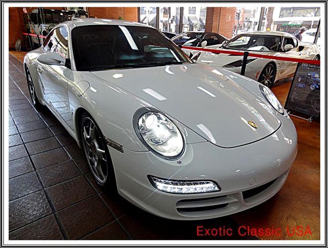 2005 Porsche 911 Carrera S 997 La Jolla, California 45