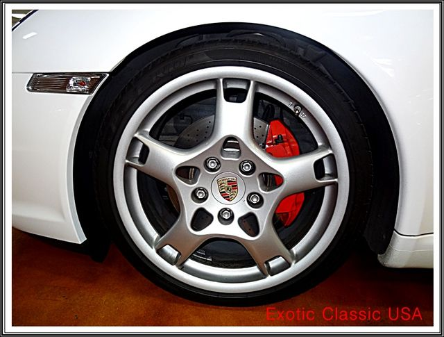 2005 Porsche 911 Carrera S 997 La Jolla, California 55