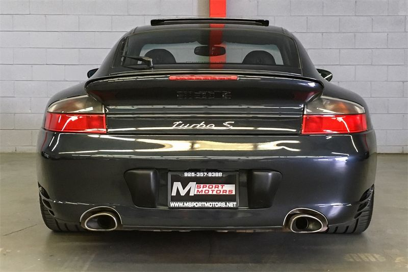 2005 Porsche 911 Turbo S  city CA  M Sport Motors  in Walnut Creek, CA