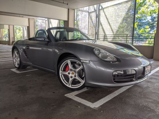 2005 Porsche BOXSTER S ((**6-SPEED MANUAL..BOSE PREMIUM SOUND**)) in Campbell, CA 95008