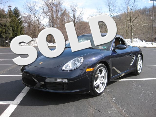 2005 *Sale Pending* Porsche Boxster Conshohocken, Pennsylvania