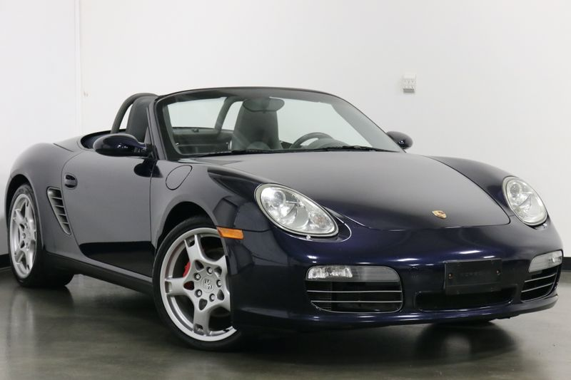 2005 Porsche Boxster S  city NC  The Group NC  in Mooresville, NC