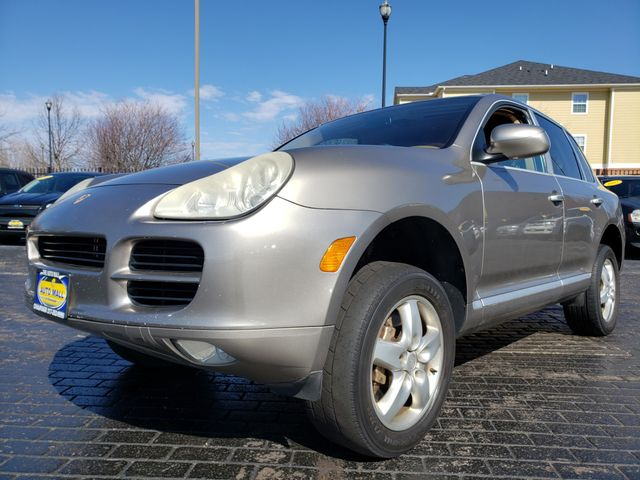 2005 Porsche Cayenne S | Champaign, Illinois | The Auto Mall of Champaign in Champaign Illinois