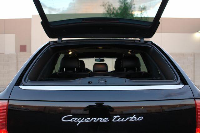 2005 Porsche Cayenne Turbo Phoenix, AZ 23