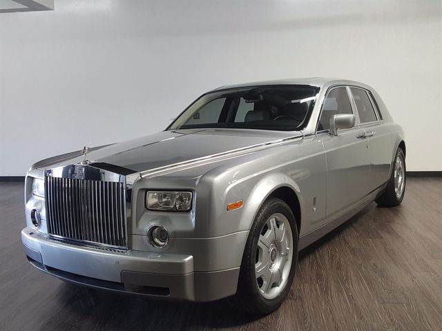 2005 Rolls-Royce Phantom La Jolla, California 2