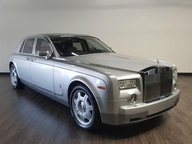 2005 Rolls-Royce Phantom La Jolla, California 3