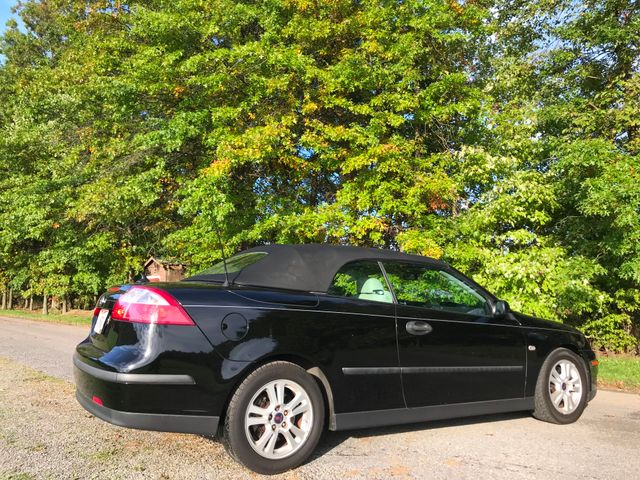 2005 Saab 9-3 Convertible  Linear Ravenna, Ohio 3