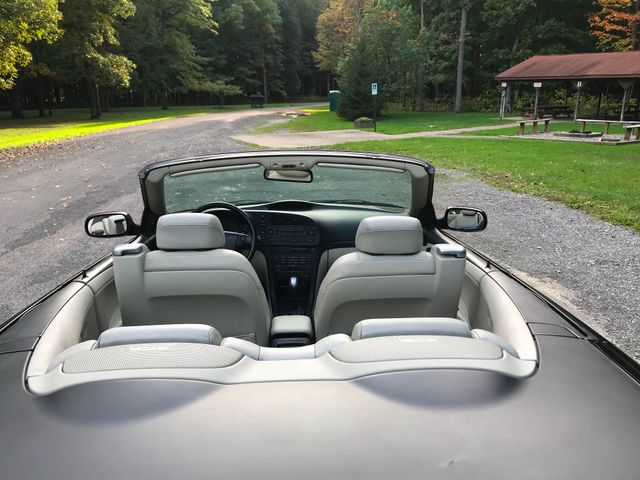 2005 Saab 9-3 Convertible  Linear Ravenna, Ohio 13
