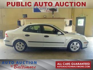 2005 Saab 9-3 Linear   JOPPA, MD   Auto Auction of Baltimore  in Joppa MD