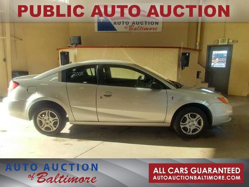 2005 Saturn Ion 2 Joppa Md Auto Auction Of Baltimore