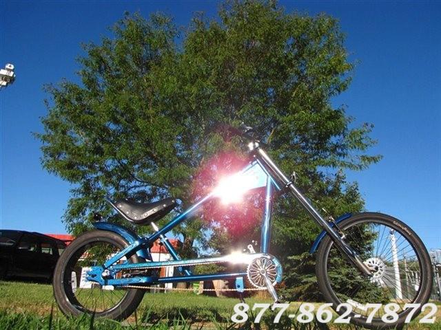 2005 Schwinn OCC CHOPPER XL ORANGE COUNTY CHOPPERS STINGRAY 49cc MOTORIZED BIKE