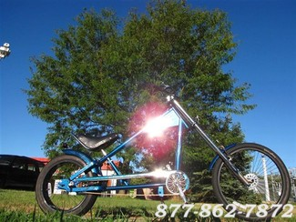 2005 Schwinn OCC CHOPPER XL ORANGE COUNTY CHOPPERS STINGRAY 49cc MOTORIZED BIKE in Chicago, Illinois 60555