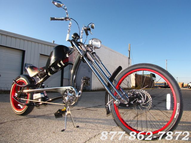 2005 Schwinn SPOILER CUSTOM SPRINGER CHOPPER