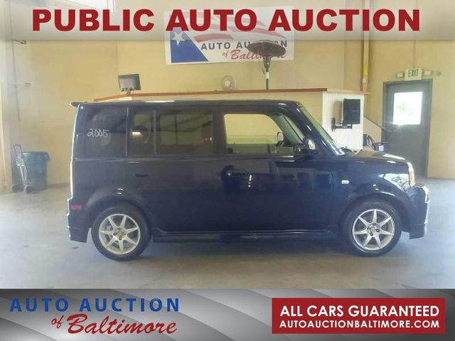 2005 Scion xB in JOPPA MD