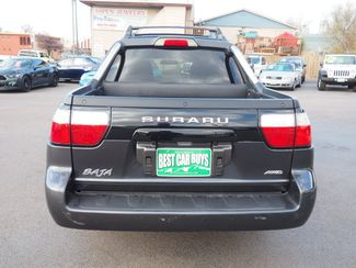 2005 Subaru Baja Sport Englewood, CO 6