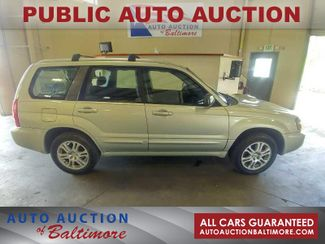 2005 Subaru FORESTER 2.5XT  | JOPPA, MD | Auto Auction of Baltimore  in Joppa MD