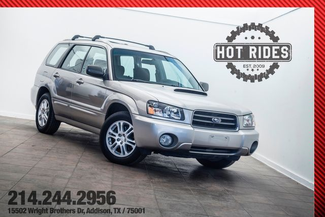 2005 Subaru Forester XT 2.5 With Only 21k Miles