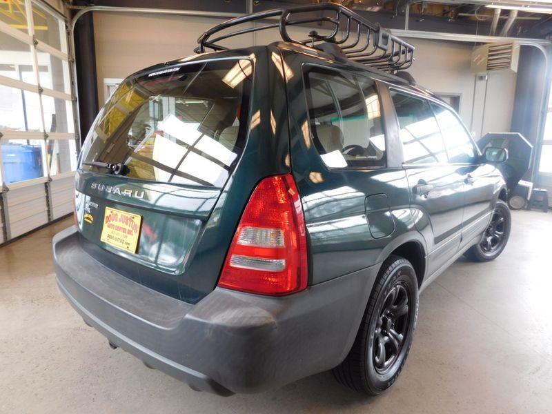 2005 Subaru Forester X  city TN  Doug Justus Auto Center Inc  in Airport Motor Mile ( Metro Knoxville ), TN