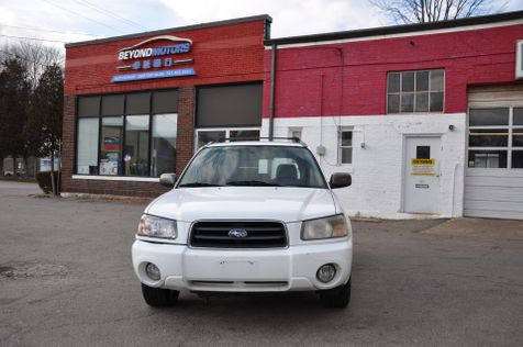 2005 Subaru Forester XS in Braintree