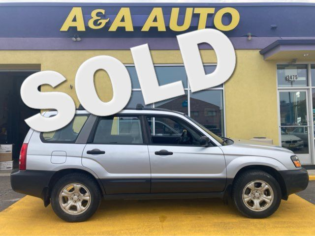 2005 Subaru Forester X in Englewood, CO 80110