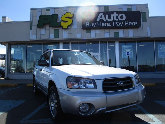 2005 Subaru Forester XS L.L. Bean Edition