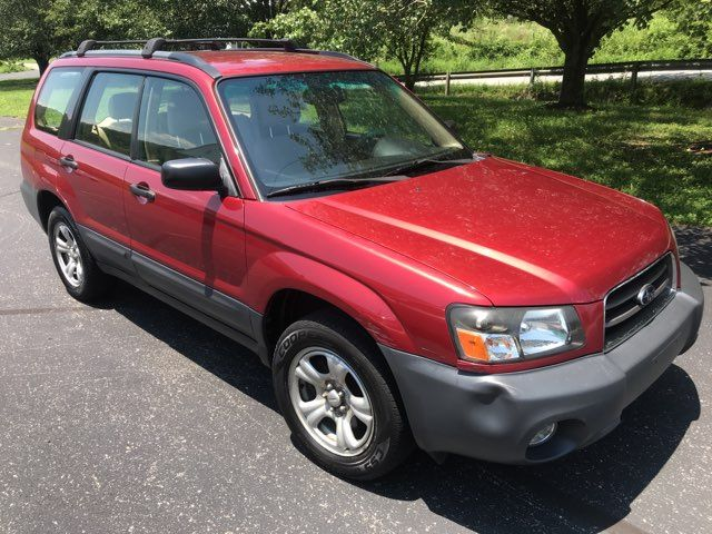 2005 Subaru Forester X Knoxville, Tennessee 2
