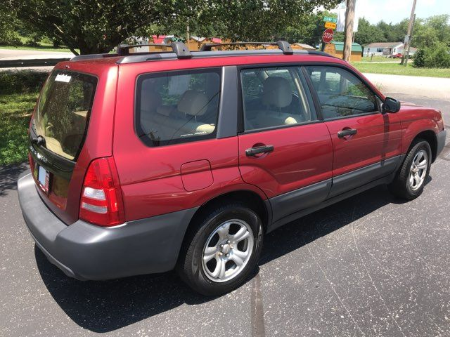 2005 Subaru Forester X Knoxville, Tennessee 5