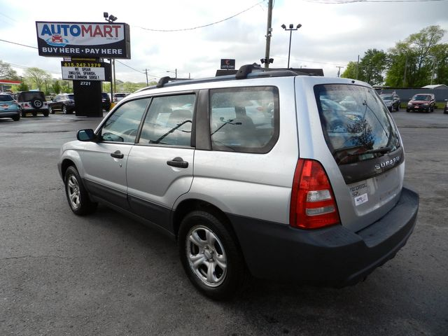 2005 Subaru Forester X in Nashville, Tennessee 37211