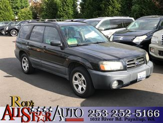 2005 Subaru Forester 2.5X in Puyallup Washington, 98371
