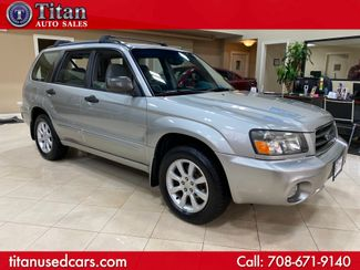 Used Subaru Forester Worth Il