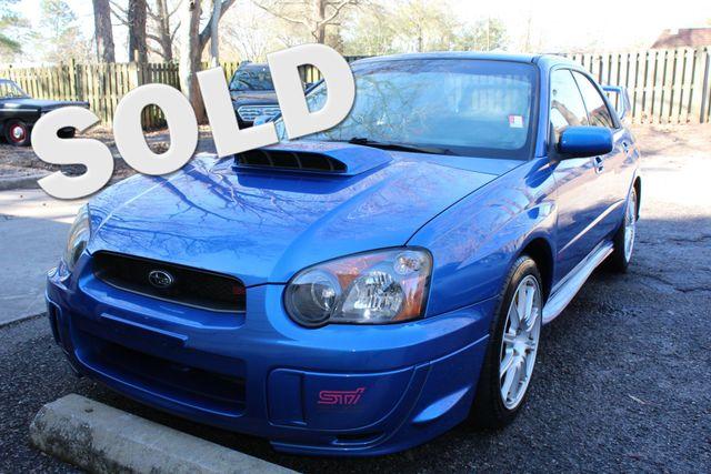 2005 Subaru Impreza WRX STi w/Gold Wheels | Charleston, SC | Charleston Auto Sales in Charleston SC