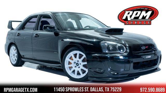 2005 Subaru Impreza WRX STI with Many Upgrades in Dallas, TX 75229