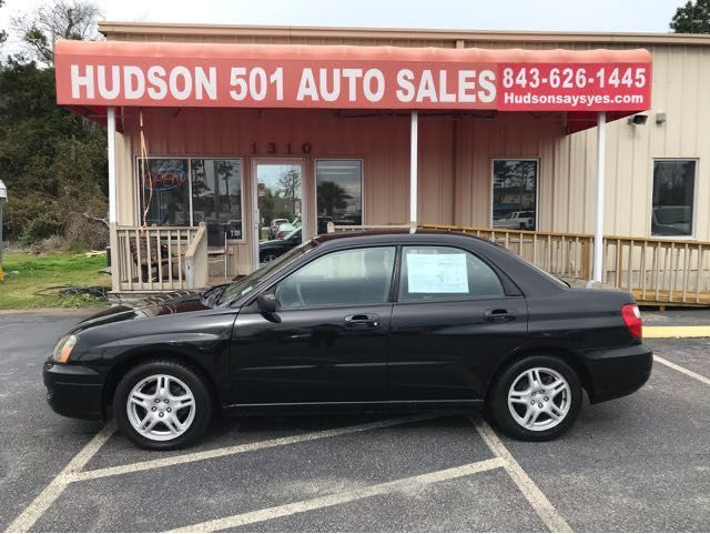 2005 Subaru Impreza RS | Myrtle Beach, South Carolina | Hudson Auto Sales in Myrtle Beach South Carolina