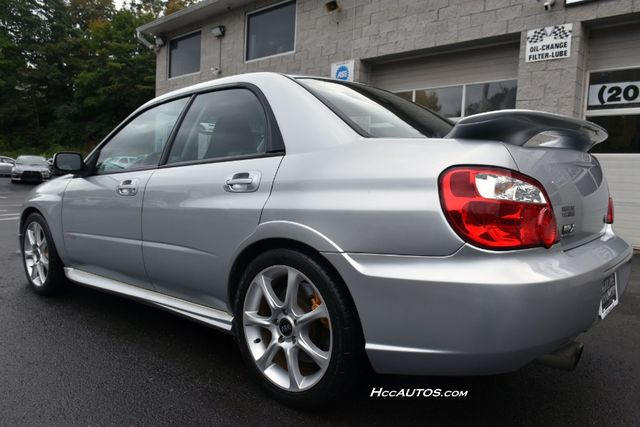 2005 Subaru Impreza WRX STi w/Silver Wheels Waterbury, Connecticut 5
