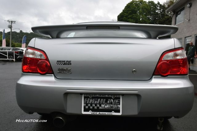 2005 Subaru Impreza WRX STi w/Silver Wheels Waterbury, Connecticut 6