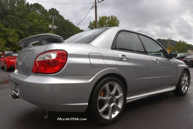 2005 Subaru Impreza WRX STi w/Silver Wheels Waterbury, Connecticut 7