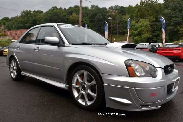 2005 Subaru Impreza WRX STi w/Silver Wheels Waterbury, Connecticut 9