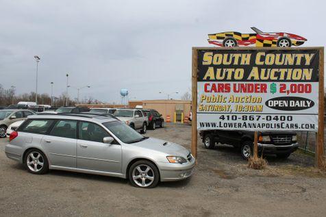 2005 Subaru Legacy GT Ltd in Harwood, MD