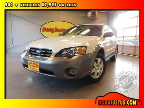2005 Subaru Outback OUTBACK 2.5I in Airport Motor Mile ( Metro Knoxville ), TN