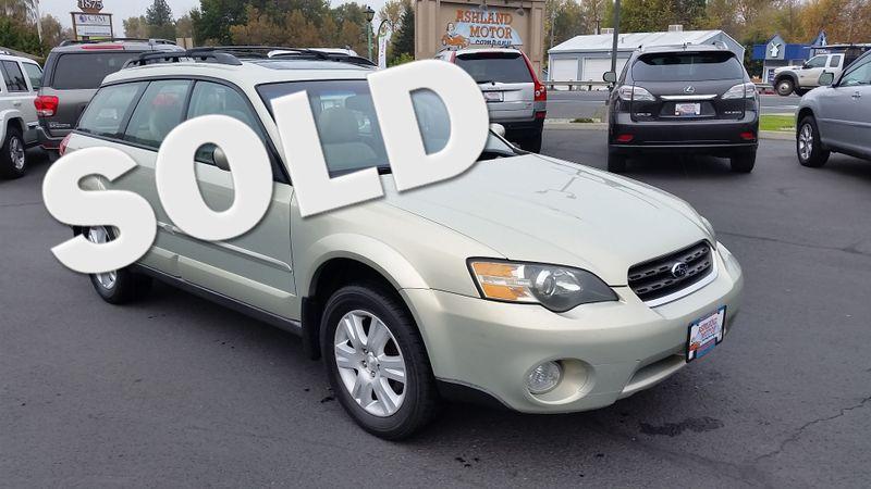 2005 Subaru Outback Ltd | Ashland, OR | Ashland Motor Company in Ashland OR
