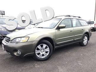 2005 Subaru Outback 2.5i All Wheel Drive Leather Sunroof We Finance... | Canton, Ohio | Ohio Auto Warehouse LLC in Canton Ohio