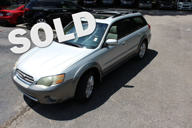 2005 Subaru Outback 3.0R VDC Limited | Charleston, SC | Charleston Auto Sales in Charleston SC