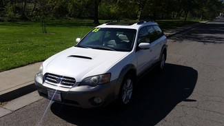 2005 Subaru Outback XT Ltd Chico, CA 2