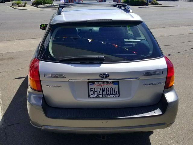 2005 Subaru Outback Ltd Chico, CA 2