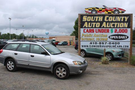 2005 Subaru Outback OUTBACK 2.5I in Harwood, MD