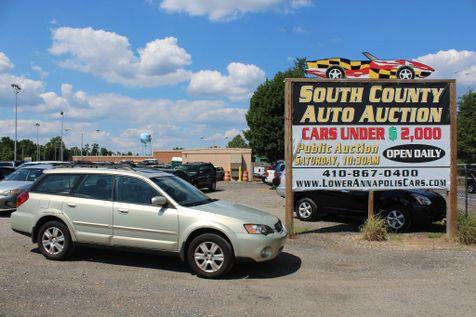 2005 Subaru Outback Ltd in Harwood, MD