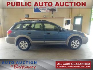 2005 Subaru Outback  | JOPPA, MD | Auto Auction of Baltimore  in Joppa MD