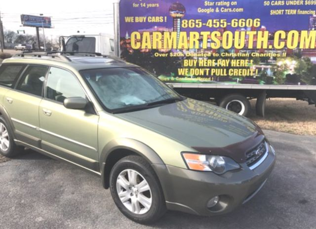 2005 Subaru Outback Limited Knoxville, Tennessee 2
