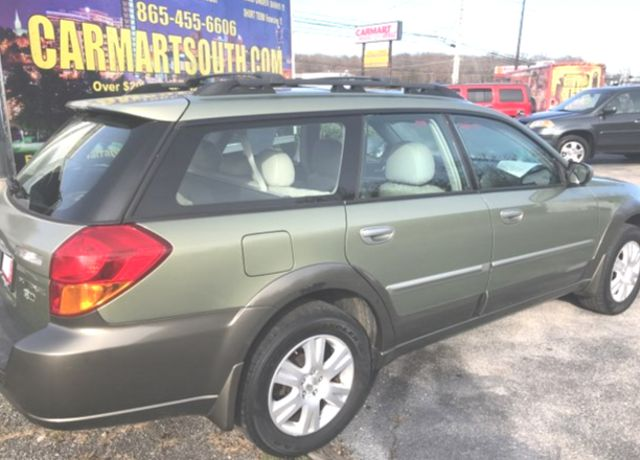 2005 Subaru Outback Limited Knoxville, Tennessee 3