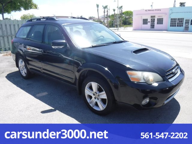 2005 Subaru Outback XT Ltd Lake Worth , Florida